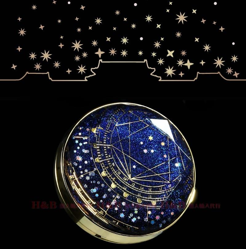 北京故宮博物院 紫禁城600年記念限定コスメ(故宮ミュージアムショップ限定)星空ハイライト