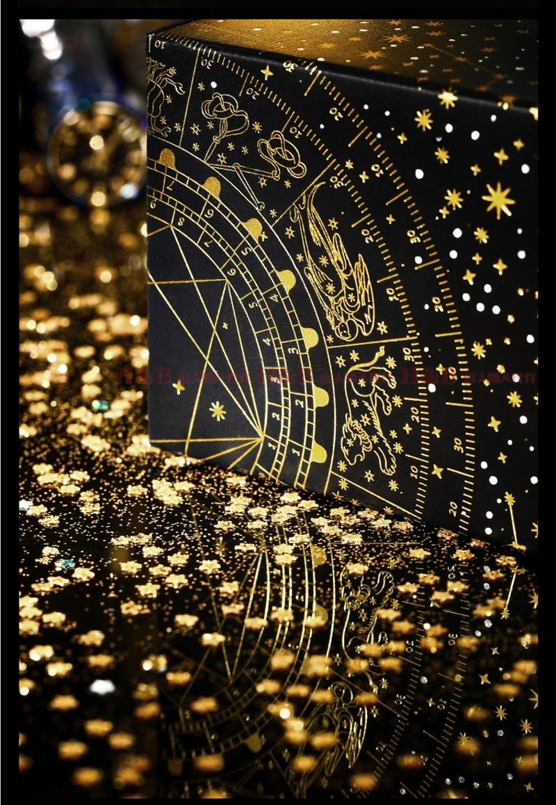 北京故宮博物院 紫禁城600年記念限定コスメ(故宮ミュージアムショップ限定)星空リップ
